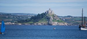 st michaels mount cornwall image