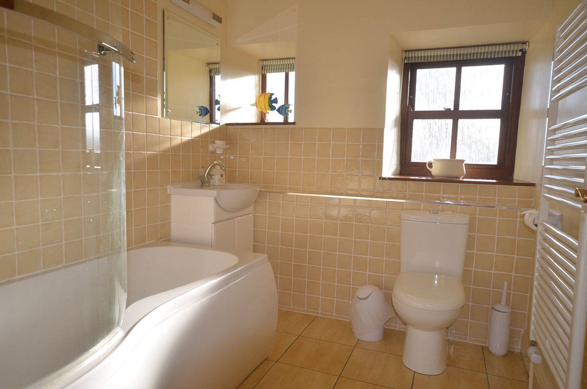 image of trevean bathroom