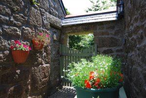trevean cottage exterior