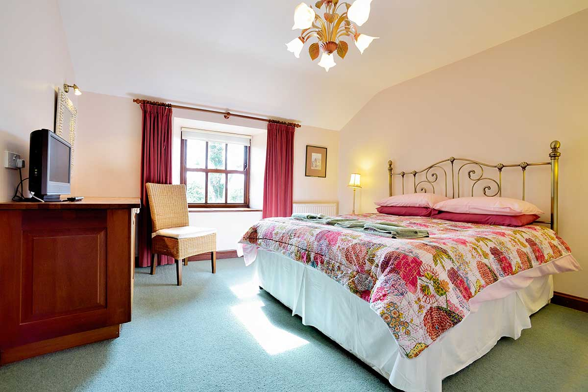 a picture of tremerth double bedroom