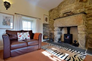 trevean cottage lounge